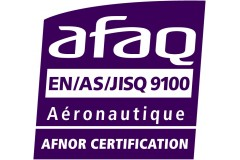 Certification EN9100 de JUNGA